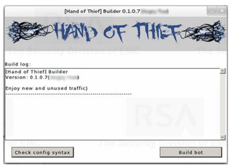 Hand Of Thief
