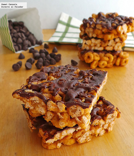 Barritas Cereal