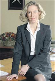 Magda Salarich candidata a consejera