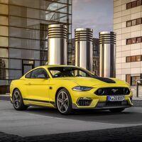 El Ford Mustang más barato deja de venderse en Europa: el coupé dice adiós al EcoBoost y solo se ofrece con motor V8