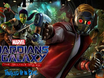 Guardians of the Galaxy: The Telltale Series llegará en abril