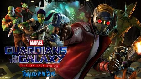 Guardians of the Galaxy: The Telltale Series llegará en abril