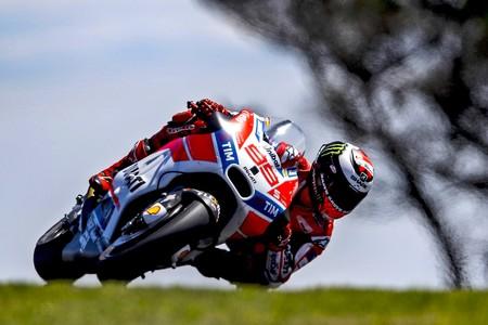 Jorge Lorenzo Ducati Motogp Australia 2017 1