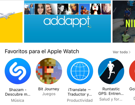 tienda app apple watch