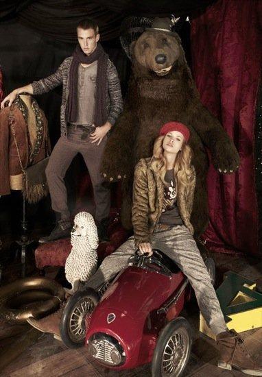 Pull And Bear, Otoño-Invierno 2010 juvenil