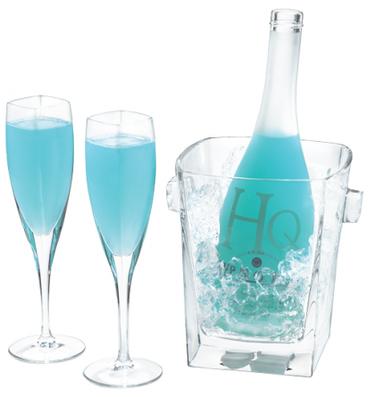 HPNOTIQ, la nueva bebida azul