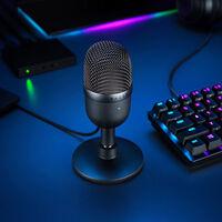 Razer presenta el Seiren Mini, su nuevo micrófono de sobremesa para tus partidas y videollamadas