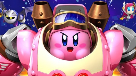 Tal vez Kirby: Planet Robobot no está entre tus prioridades. Tal vez eso sea un error