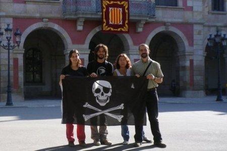 Los Piratas de Cataluña ya son partido legal y preparan su desembarco en el Parlament