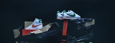 Este verano será ochentero o no será: ahora es Nike la que saca una colección de zapatillas inspiradas en 'Stranger Things'