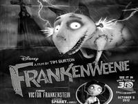 """Exposición """"El arte de Frankenweenie"""" de Tim Burton"""