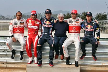 Bernie Ecclestone Formula 1 6