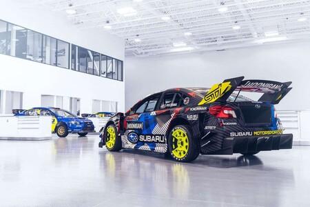 Subaru Travis Pastrana Goodwood Festival Of Speed