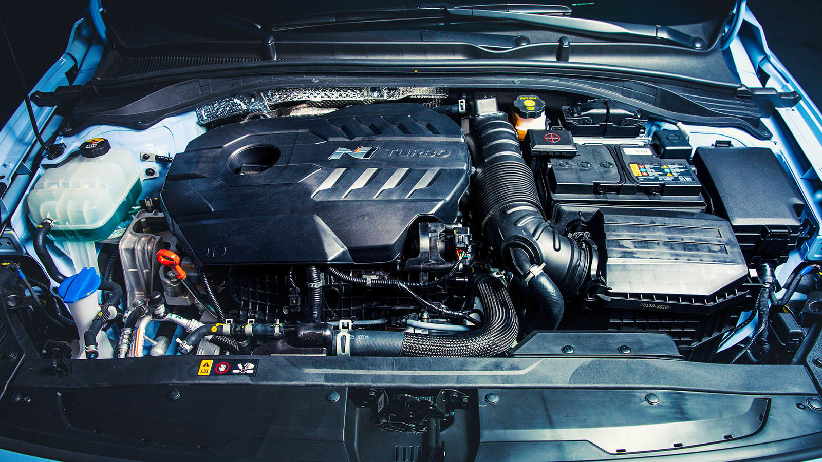 Foto de Hyundai i30 N Performance prueba (16/23)