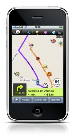 Waze ya disponible en español