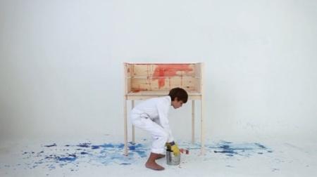 ¿Qué pueden aportar los niños al diseño de mobiliario?
