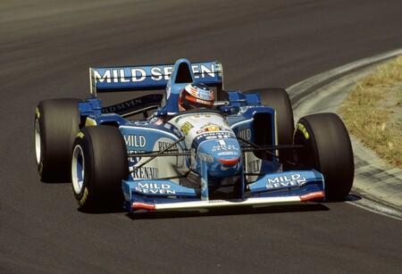 Schumacher Benetton F1 1995
