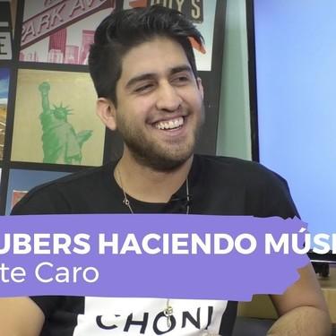 """Dante Caro: """"Faltan chicas haciendo humor en redes sociales"""""""
