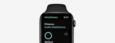 La WWDC desvela meditaciones de audio en watchOS 8 a través de Fitness+