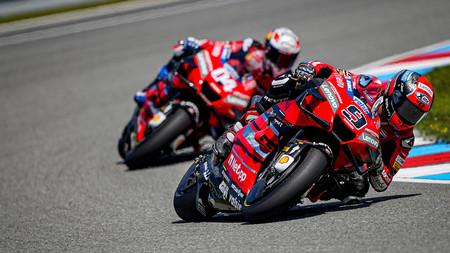 Petrucci Dovizioso Brno Motogp 2020