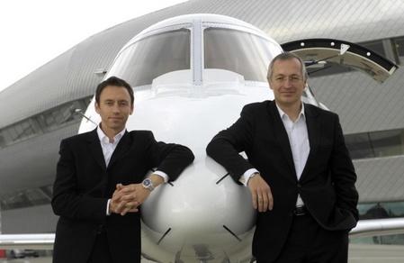Jet Republic al rescate de cancelaciones de vuelos business en el norte de Italia