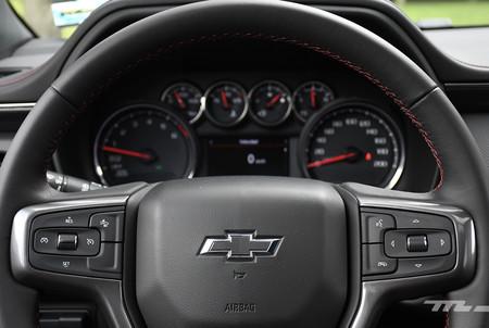 Chevrolet Suburban 2021 Mexico Opiniones 20