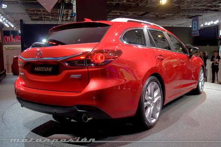 Mazda6 2013 en el Salón de París