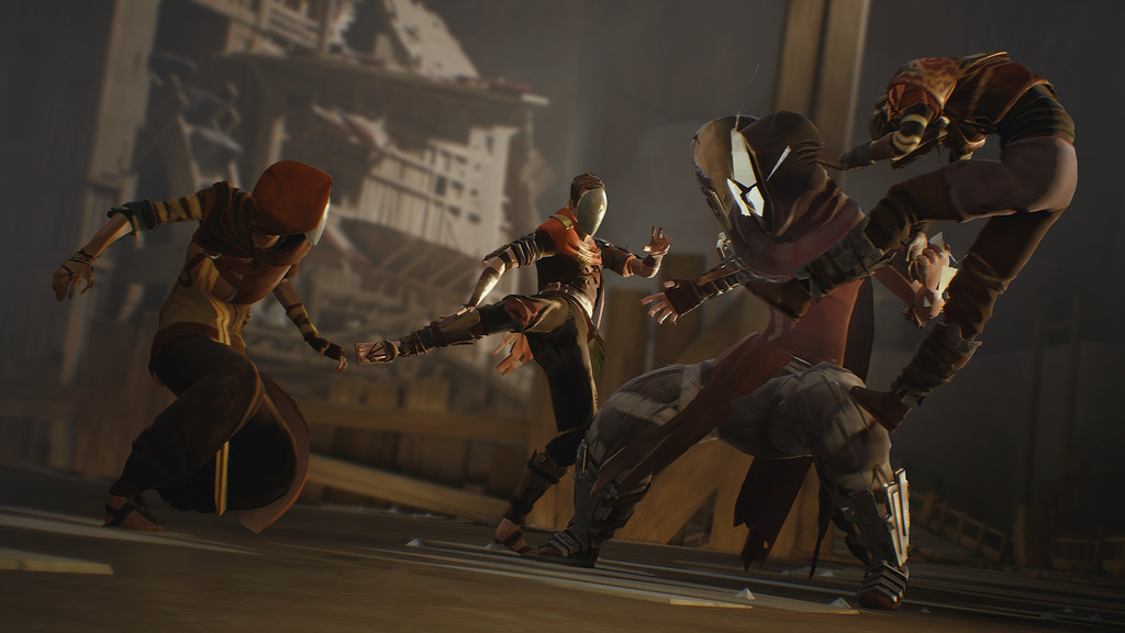 Absolver Downfall 03
