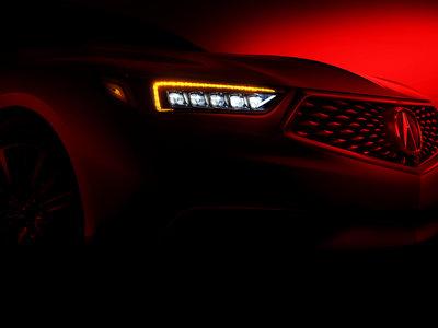 Este teaser sugiere que el nuevo Acura TLX robó el alma del Precision Concept