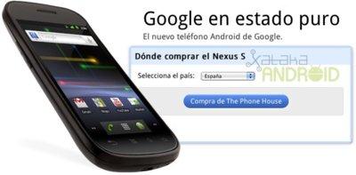 Google Nexus S: ¿Un terminal que llega tarde a su cita?