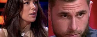 La llamativa reacción de Tom Brusse al saber que Melyssa Pinto ('La Isla de las Tentaciones') vuelve a estar soltera