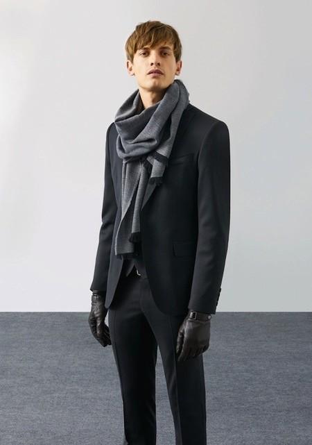 Sobrio, elegante, refinado... así es el nuevo lookbook de Zara para el mes de Noviembre