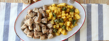 Receta de raxo gallego, el lomo de cerdo con patatas que entusiasma a todo el que lo prueba