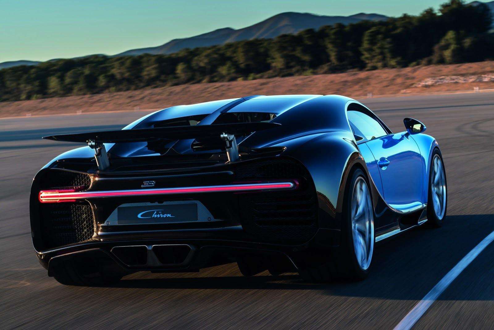Foto de Bugatti Chiron (45/77)