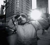 Bruce Gilden, y la fotografía callejera en Nueva York