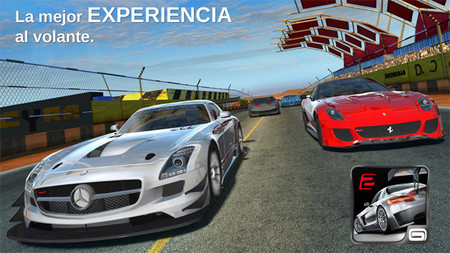 GT Racing 2: The Real Car Experience llega a Android