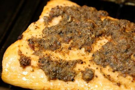 Salmon Jerk