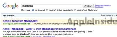 Unos anuncios de Google desvelan nuevos modelos de iMac, MacBook y Mac mini