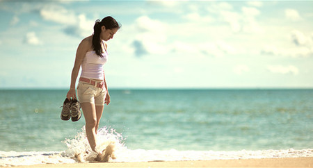 Consejos para lograr buenas fotografías en la playa