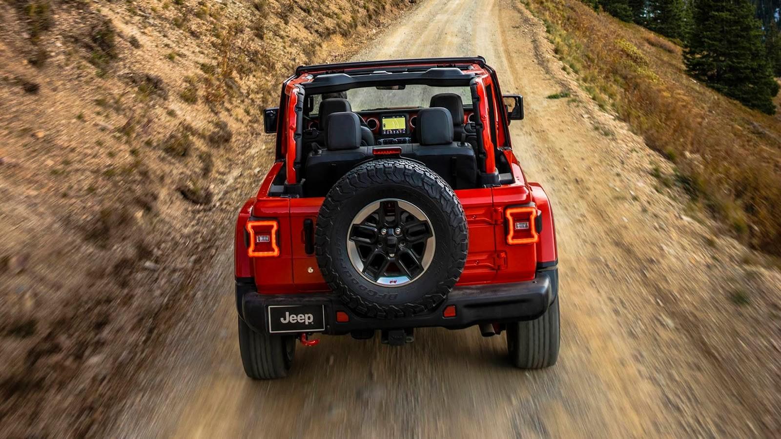 Foto de Jeep Wrangler 2018 (57/114)