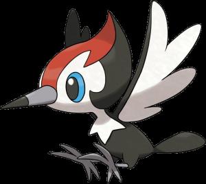 Pokemon Sol Luna Pikipek