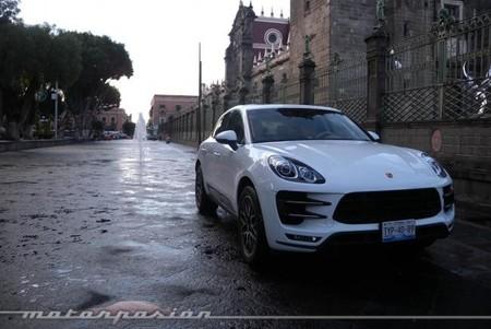 Porsche Macan 1