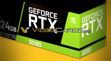 Nvidia Geforce Rtx 3090 Hero