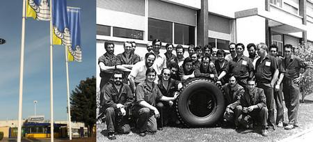 La fábrica vallisoletana de Michelin cumple 40 años