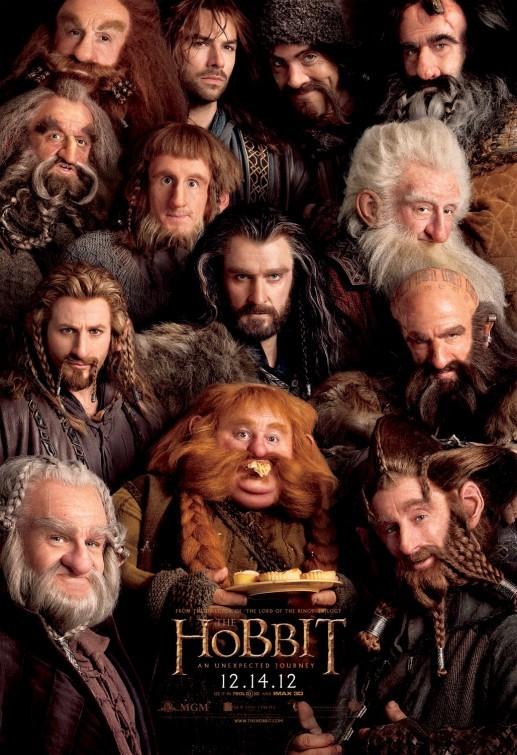 Foto de 'El hobbit: Un viaje inesperado', carteles (6/28)