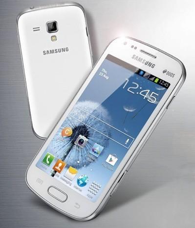 Samsung Galaxy S Duos, otro que llega con doble SIM
