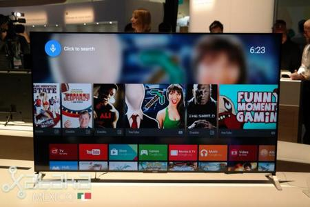 Sony X900 UHD con Android TV, primeras impresiones (¡con video!)