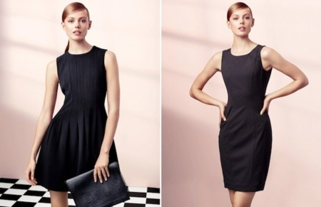 h&m elegancia 2013 little black dress