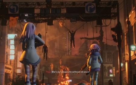 Este divertido mod cambia a los personajes de Call of Duty: Black Ops III por los de Cyberdimension Neptunia
