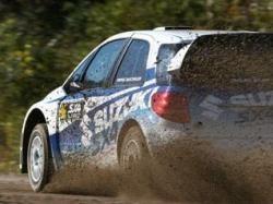 El SX4 WRC sigue de pruebas por Europa
